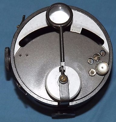 Francis Barker and Son Small Craft Precision Sextant with Case