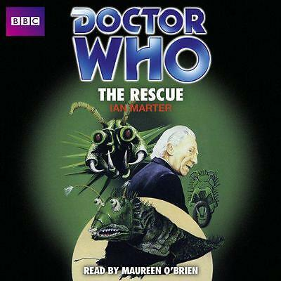 Doctor Who: The Rescue by Marter, Ian | Audio CD Book | 9781445826332 | NEW