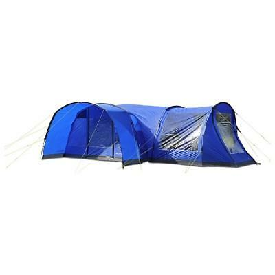 Blue Eurohike Side Porch Xl Camping Tent Shelters Blue