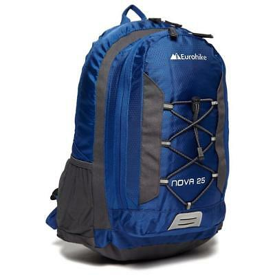 Blue Eurohike Nova 25L Daysack Camping Rucksacks Daysacks Bluemoon