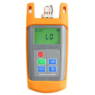 High Quality Optical Fiber Power Meter Cable Tester range:-50~+26 FC/SC connecto