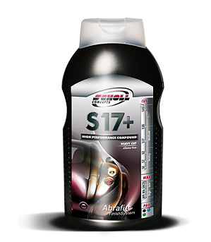 Scholl Concepts S17+ High Performance Med Compound - 1L