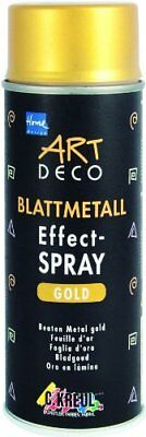 KREUL Blattmetall EffectSpray Home Design ART DECO gold 400ml Goldspray Goldlack