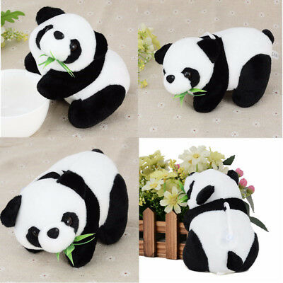 16cm Lovely Super Cute Panda Stuffed Animal Soft Plush Doll Kid Toy Gift Present