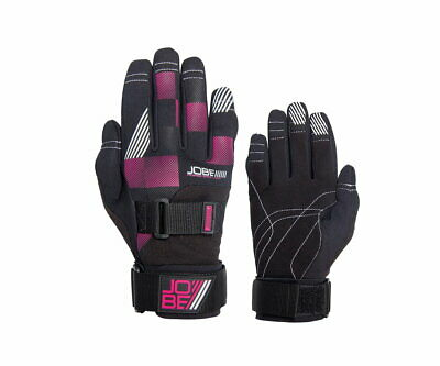 Jobe Progress Gloves ladies pink Handschuhe Wakeboard Wasserski Kite Surf
