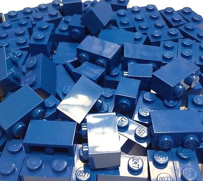 ❤NEW❤ LEGO 3004 Bluish Dark Grey 1x2 Brick BULK Pack of 25