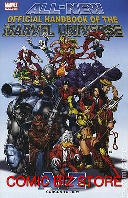 All-New Official Handbook Of The Marvel Universe A-Z #5 (2006) Marvel Comics