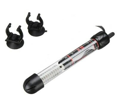 Submersible Thermostatic Aquarium Heater Fish Tank - 25W/50W/100W/200W/300W/500W