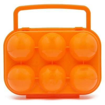Eurohike Egg Carrier Cooking Eating Equipment Orange