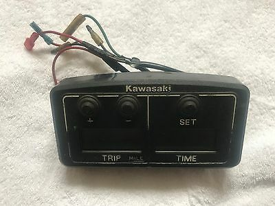 Used Trip Meter For A Kawasaki Kdx200 1985-1988 Models