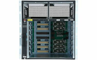 CISCO - WS-C4507R+E= - Catalyst4500E 7 slot chassis for 48Gbps/slot
