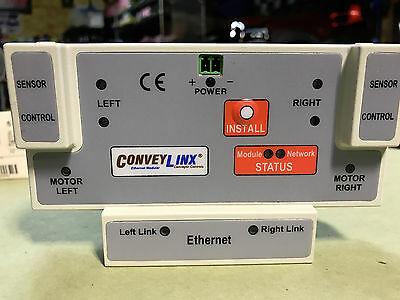 NEW PulseRoller ConveyLinx Ethernet Roller Speed Control Motor Drive Controller