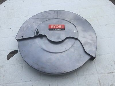 Ryobi ECO 2435 Metal Drop Saw 2200w Spare Parts/ Shroud Assembly