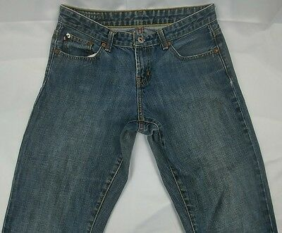 55af387f99c Ralph Lauren Polo Jeans Co Kelly Jean Size 6x32 Low Rise Bootcut Zip Fly  Cotton
