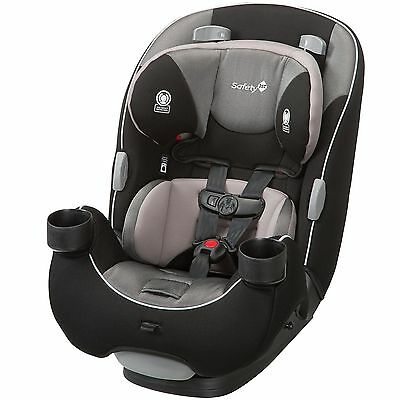 Safety 1st Ever-Fit 3-in-1 Convertible Car Seat NEW