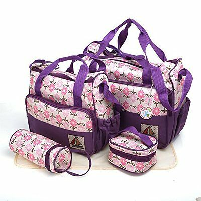 Maternity Hospital Bag Set 5 Pcs Parents And Baby Useful Necessities Organiser
