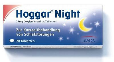 Hoggar Night Tabletten 20St PZN: 4402066