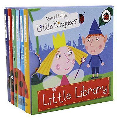 Ben and Holly's Little Kingdom: Little Library (Ben & Holly's Little Kingdom) by