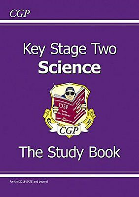 KS2 Science Study Book (for the New Curriculum),CGP Books