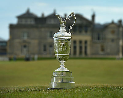 Claret Jug Trophy 01 British Open (Golf)  Photo Prints And Mugs