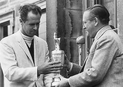 Tony Lema 02 Holding Claret Jug (Golf) (Golf)  Photo Prints And Mugs