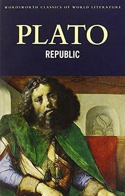 The Republic (Wordsworth Classics of World Literature) by Plato | Paperback Book