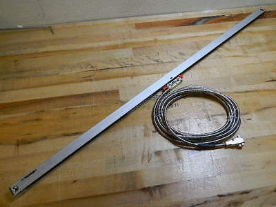 """AcuRite Linear Scale for DRO 36""""/900mm Readable Length 5µm Res. 558115-36"""