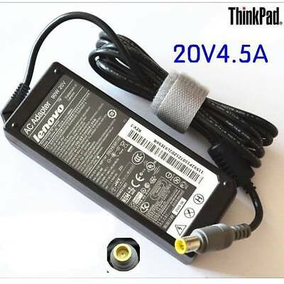 ORIGINAL Lenovo IBM ThinkPad X60 20V 4.5A 90W LAPTOP AC ADAPTER CHARGER