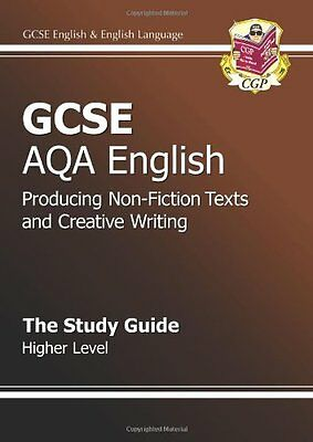 GCSE AQA Producing Non-Fiction Texts and Creative Writing Study Guide - Higher,