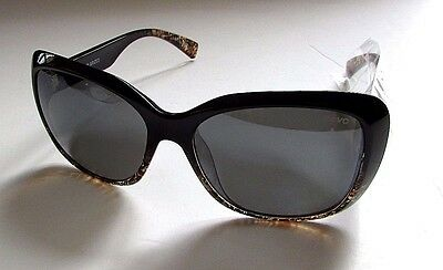 0ee70050d6 Revo Devin Polarized Square Sunglasses Black Amber Graphite RE 1055 01 NEW