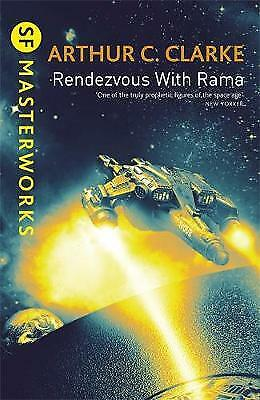 Rendezvous With Rama (S.F. Masterworks S.), Arthur C. Clarke, New