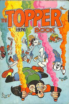 The Topper Book 1976, Good Condition Book, Thomson, ISBN