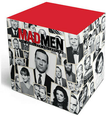 Mad Men: The Complete Collection - 32 DISC SET (2015, DVD NEW)