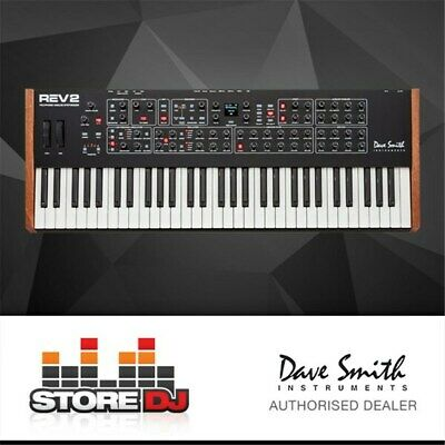 Dave Smith Instruments Prophet Rev2 16-Voice Polyphonic Analog Synthesizer