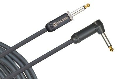 Planet Waves American Stage Instrument Cable Right Angle to Straight 20 Ft