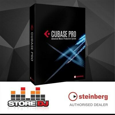Steinberg Cubase Pro 9 Digital Audio Workstation