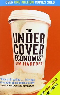 The Undercover Economist,Tim Harford- 9780349119854
