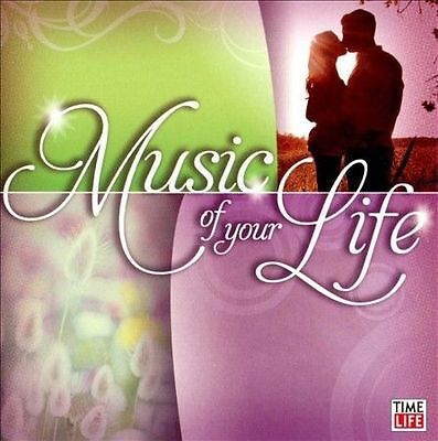 "Music Of Your Life ""It Must Be Love""  2CD's  Time Life NEW Sealed"
