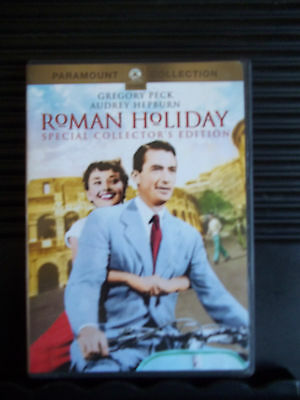 Roman Holiday (Special Collector's Edition), Like New, Tullio Carminati, Audrey