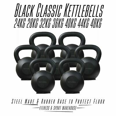 24Kg - 48Kg Russian Classic Kettlebell Gym Strength Weights Training Kettle bell