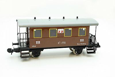 Märklin 54703 Passenger Car Austria 1 Gauge in original box