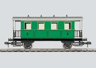 Märklin 5470 Passenger Car Green 1 Gauge in original box
