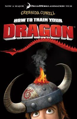 How To Train Your Dragon: Book 1,Cressida Cowell- 9780340997161