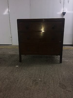Art Deco Mid Century Chest Of Drawers
