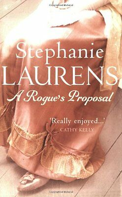 A Rogue's Proposal: Number 4 in series (Bar Cynster),Stephanie Laurens