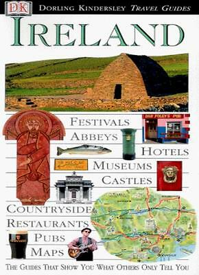 Ireland (DK Eyewitness Travel Guide),Anon