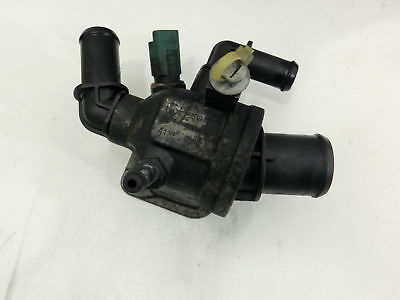 Opel Astra H BJ06 CDTI 1,3 66KW Thermostat Flansch Thermostatgehäuse 55194271