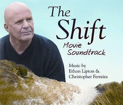 The Shift Movie Soundtrack by Dr. Wayne Dyer   Audio CD Book   9781401926359   N