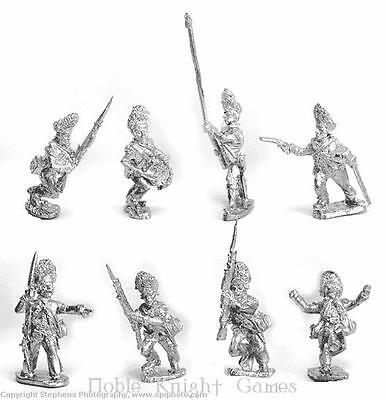 Old Glory AWI 25mm Highlander Grenadiers w/Command Pack MINT
