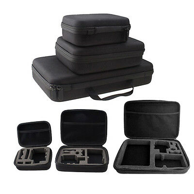 Travel Carry Case Bag For Go Pro GoPro Hero 1 2 3 3+ 4 Camera &GoPro Accessories